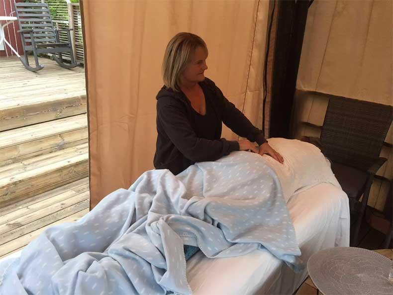Kraniosakral terapi människa Janes Hälsa